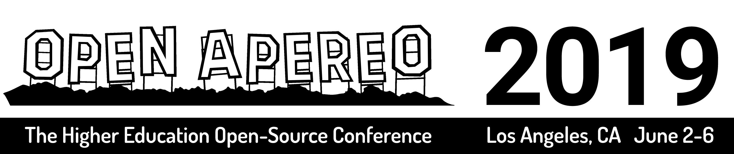 Open Apereo 2019 | Apereo